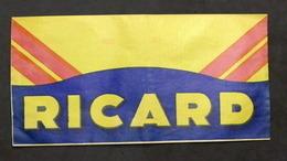 Pubblicità Ricard - Cappello Muratore Carta 1960 Ca. - Pubblicitari