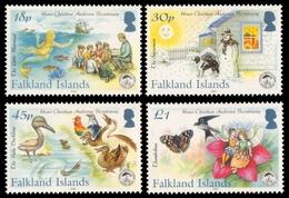 Falkland 2005 - Mi-Nr. 948-951 ** - MNH - Märchen - Christian Andersen - Falklandeilanden
