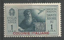 Dante Alighieri 1l Blue Gris * - Italia