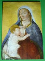 Madonna Del LATTE Allatta /CERNOBBIO,Como - Chiesa S.Maria Delle Grazie -  Santino - Devotion Images