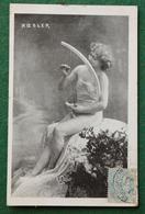 Célébrité ROESLER - Photo De Charme Noir & Blanc - 1905 - Cachet Nuits Sur Armançon - Photos