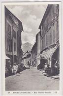 Cpa -38-bourg D'oisans-animée-rue General Bataille-edi L.L N°29 - Bourg-d'Oisans