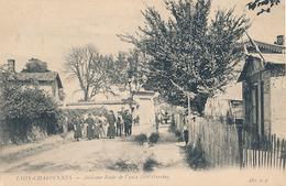 LYON CHARPENNES - ANCIENNE ROUTE DE VAULX (cité Garcin) - Lyon
