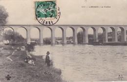 87 / LIMOGES / LE VIADUC / PECHEUR - Limoges