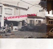 17- ROYAN- PONTAILLAC- BOULANGERIE PATISSERIE -1985  - RARE PHOTO ORIGINALE - Lieux