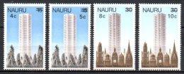 Nauru 158 à 161** - Nauru