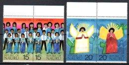 Nauru 143 à 146** - Nauru