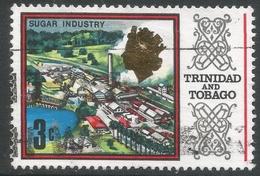 Trinidad & Tobago. 1969 Definitives. 3c Used. SG 340 - Trinidad & Tobago (1962-...)