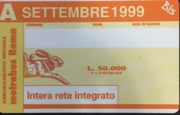 Paco \ PF 1077 \ Bis Settembre 1999 \ Nuova - Italië
