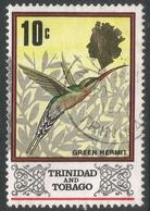 Trinidad & Tobago. 1969 Definitives. 10c Used. SG 344 - Trinidad & Tobago (1962-...)