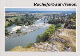 """39 ROCHEFORT SUR NENON / VUE UNIQUE / LE DOUBS VU DU """"SAUT DE LA PUCELLE"""" - France"""