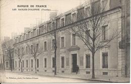 LES SABLES D'OLONNE. BANQUE DE FRANCE - Other Municipalities