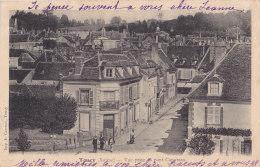 Toucy (89) - Vue Prise Du Pont Capureau - Toucy