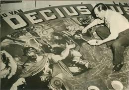 Hekelgem : Bezoekt Het Wereldberoemde Zandtapijt - Pierre Van Ransbeeck - De Kunstenaar Aan Het Werk - Affligem
