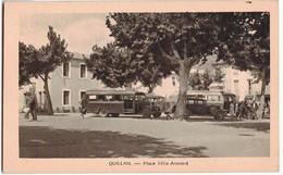 11 Quillan Place Felix Armand Autocar Car Bus Autobus Vieille Voiture Automobile Auto - Francia