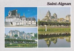 41 SAINT AIGNAN - MULTIVUES / CHATEAU / EGLISE - Saint Aignan