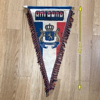Flag (Pennant / Banderín) ZA000123 - Netherlands - Other Collections