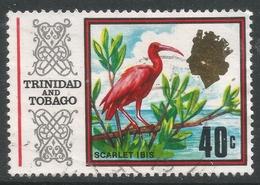 Trinidad & Tobago. 1969 Definitives. 40c Used. SG 350 - Trinidad & Tobago (1962-...)