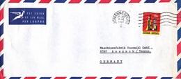 7 Briefe Aus Süd Afrika - Stamps