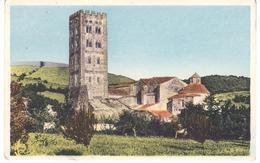 POSTAL   PRADES (PIRINEOS ORIENTALES)  FRANCIA -EGLISE ST. MICHEL - Prades