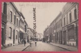 62 - BILLY MONTIGNY---- La Rue Des Fusillés---animé --cpsm Pf - France