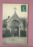 CPA à Identifier : Meudon  -   Orphelinat Saint Philippe - L'entrée Principale - Meudon