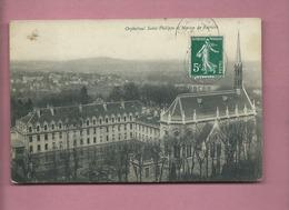 CPA à Identifier : Meudon  -   Orphelinat Saint Philippe Et Maison De Retraite - Meudon