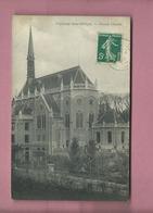 CPA à Identifier : Meudon  -   Orphelinat Saint Philippe - Grande Chapelle - Meudon
