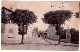 2727 - Soisy Sous Etiolles ( 91 ) Ancienement S.& O. - Boulevard De Vandeul - C.L.C. - N°6 - - Autres Communes