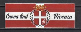 Stiker-Adesivo - Curva Sud Vicenza - - Adesivi