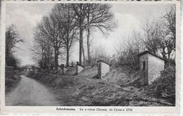 Les Vieux Chemin Des Croix Arbrefontaine - Lierneux