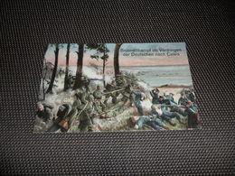 Guerre ( 74 )  Oorlog 1914 - 1918 Armée Leger Duitse Soldaten Soldat Soldaten - Calais - Guerre 1914-18