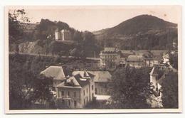 ALBY SUR CHERAN VUE GENERALE ET CHATEAU DE MONTPONT 74 - Alby-sur-Cheran