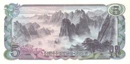 KOREA P. 19a 5 W 1978 UNC - Corée Du Nord