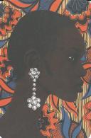 Postcard - Incredible Women In History - Alek Wek - Supermodel -b Born 1977 - Sudan  - New - Postcards