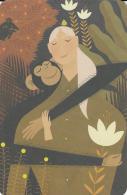 Postcard - Incredible Women In History - Jane Goodall - Primatologist - Born 1934 - United Kingdom - New - Postcards