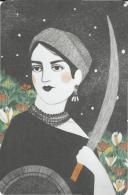 Postcard - Incredible Women In History - Lakshmi Bai - Queen And Warrior, Born 1828 - 1858 India - New - Postcards