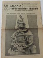 Le Grand Hebdomadaire Illustré - 12 Avril 1925 - Armentières - Bailleul - Comines - Cassel - Autres