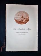 Musica, Opera - Libri E Riviste - Die Melodie Der Alpen - F. Huber Und W. Rüsch - Libri, Riviste, Fumetti