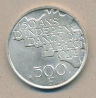 België/Belgique 500 Fr Baudouin 1980 Fr Morin 800 (1191131) - 1951-1993: Baudouin I