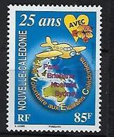 "Nle-Caledonie YT 985 Association AVEC "" 2006 Neuf** - Neufs"