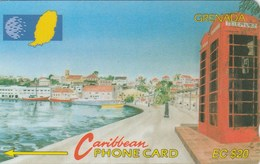 Cayman Islands - Carenage St Georges - 105CGRA - Grenada