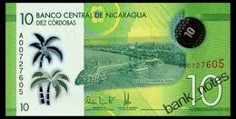 NICARAGUA 10 CORDOBAS 2014 Pick 209 Unc - Nicaragua