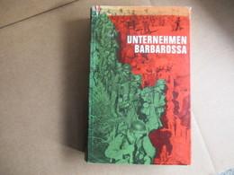 Unternehmen Barbarossa (Paul Carell) éditions De 1964 - 5. Guerres Mondiales