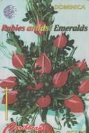 Dominica - Rubies Flowershow - 138CDMB - Dominica
