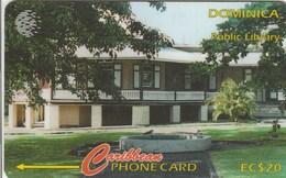 Dominica - Public Library - 119CDMC - Dominica
