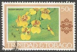 Trinidad & Tobago. 1976 Paintings, Hotels And Orchids. 50c Used. SG 491 - Trinidad & Tobago (1962-...)