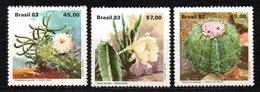 Serie Nº 1622/4 Brasil - Cactus