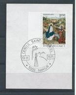België  O.B.C.   1608   (O)   Kerstmis   Namur - Bélgica