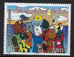 """Nle-Caledonie YT 988 """" Marionnettes """" 2006 Neuf** - New Caledonia"""